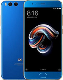 Hard Reset Xiaomi Mi Note 3