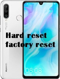 Hard reset and factory reset Huawei P Smart Z